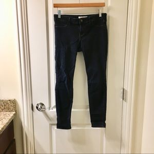 Hollister Dark Wash Jeggings